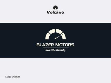 Logo Design - Blazer Motors