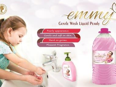 Hand Wash Handbill
