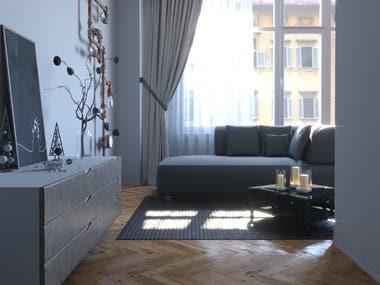 Florence living room