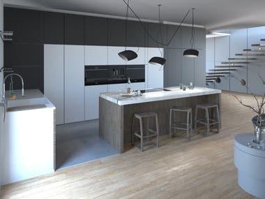 Kitchen #1