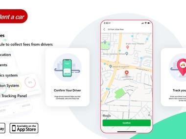 Avis Car Rental App - iOS and Android