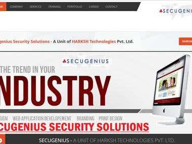 Website - Secugenius