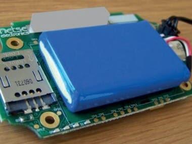 SIM868 based GPS Tracking Device