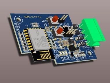 ESP32 Based IoT Device