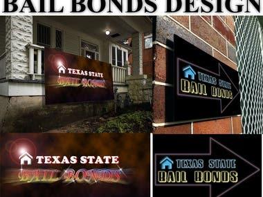 Bail Bonds Design