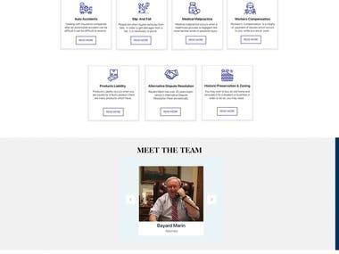 PSD to Wix website