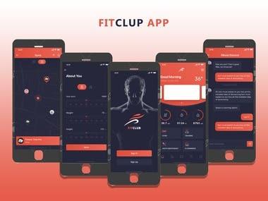 Fit Club App