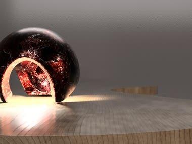 Konsept Lamba Tasarımı