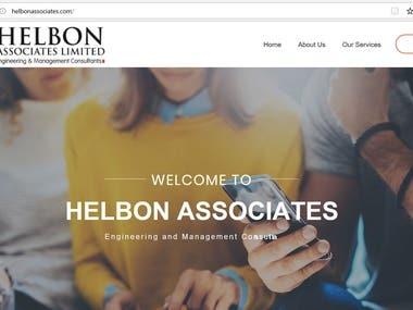 Helton Associates Website