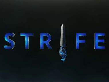 STRIFE (menu)