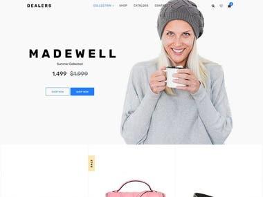 Dealers web