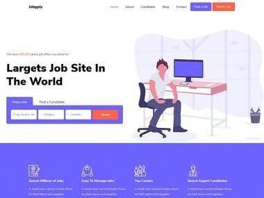 Jobpply web