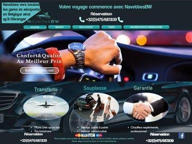 Service Website