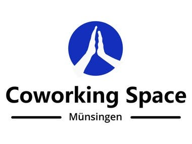 Logo for Coworking Space