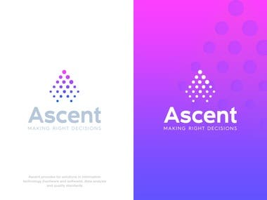 Logo for ascent