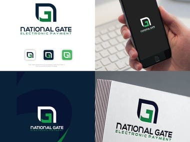 Modern and concept based Logo