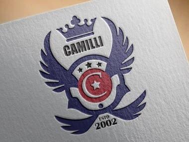 Camilli Family crest