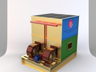 Solidworks design &render
