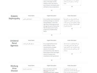Medical content writing   patient education