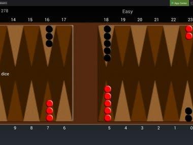 Android Backgammon