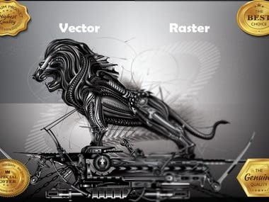 Vector Tracing and Enhancement