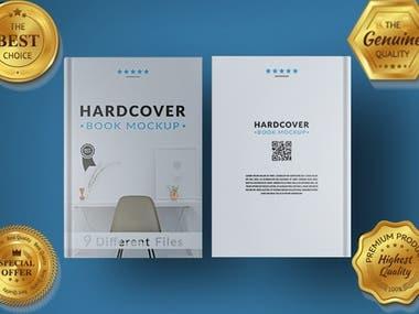 E-Book Cover and Album