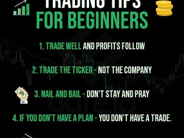 Trading Rules Instagram Info Graphic