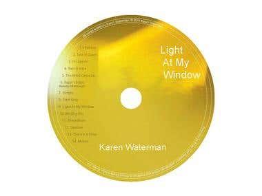 Light At My Window CD Art