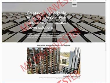 louvre Clad architecture