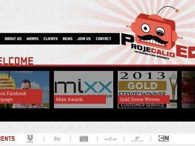 Proje Calide Digital Agency