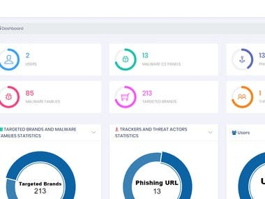 X-Notes Solutions - Malware and Trackers Management Portal