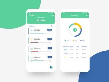 App Debt Management