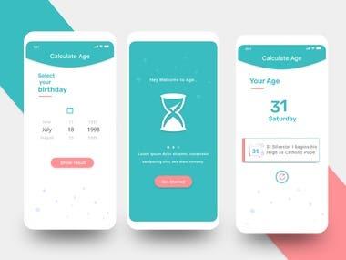app Calculate age
