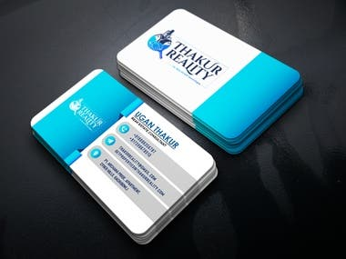 Visiting card_Design