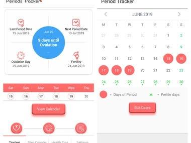 Periods Tracker