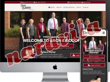 Business Website development.