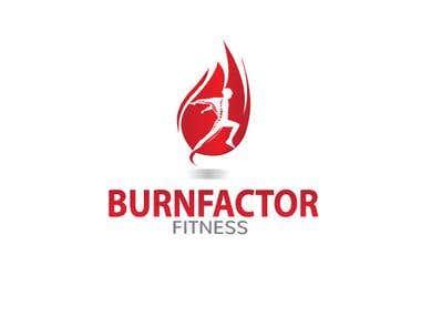 BurnFactor Logo