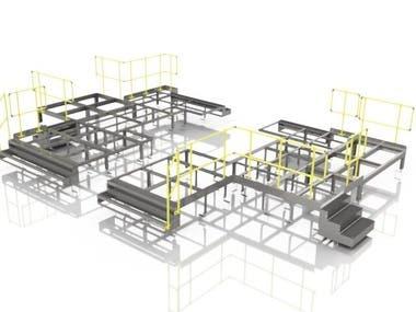 Inventor & Solidworks 3D Models