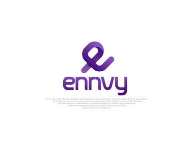 Ennvy Logo Design