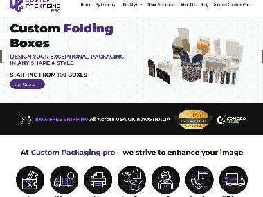 custompackagingpro.com Wordpress