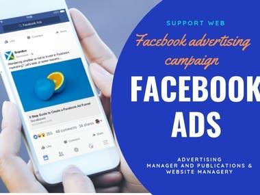 Professional Facebook ads