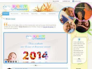 Baby Nounou - Agence de garde d'enfant