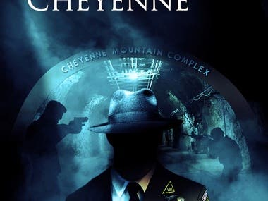 Mount Cheyenn Spy Thrill Book Cover
