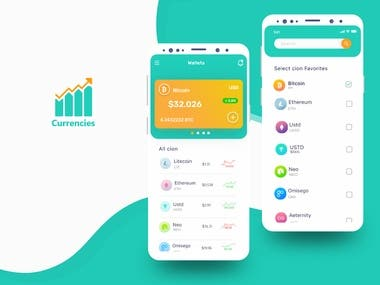 App Digital Coins