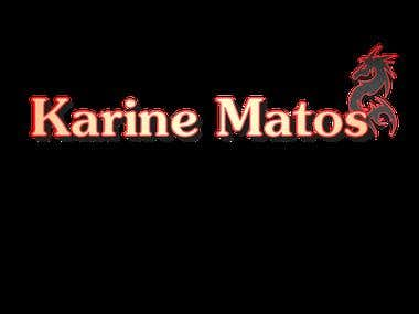 Personalized Logo for martial artist