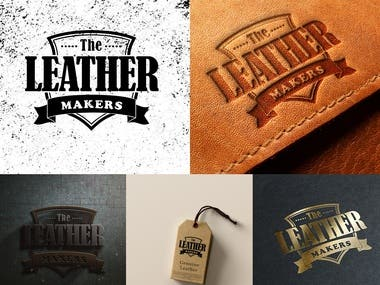 Logo For leather makers
