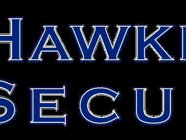 Logo For Hawkland Security