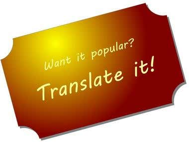 Translate it!