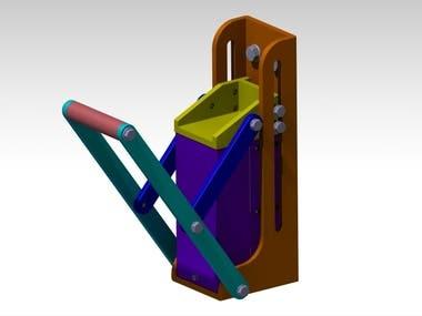 Design of a Domestic Soap Scrap Reuse Device