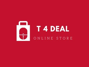 T4Deal logo designs by Anonna